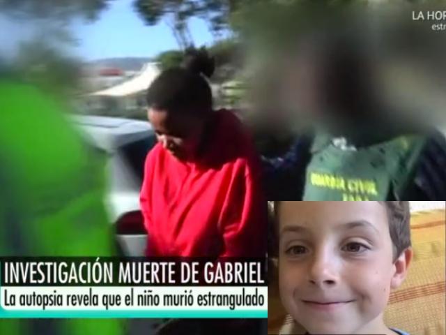 Ana Julia Quezada Gabriel Cruz