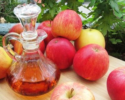 Cuka Apel solusi rumah tangga