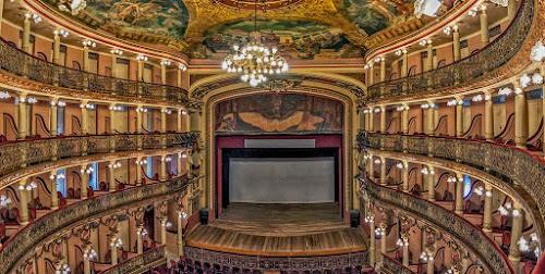 Interior do Teatro Amazonas