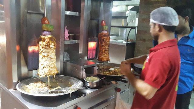 Shawarma at Imperial
