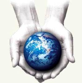 Gráfico al Día Mundial de la Tierra a color