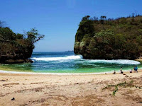 Pantai Wedi Klopo Malang, Info (Lokasi dan Rute Jalan)