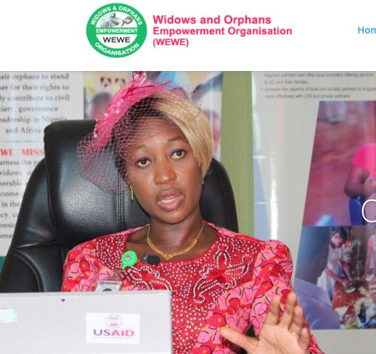 Widows and Orphans Empowerment Organization (WEWE) Recruitment