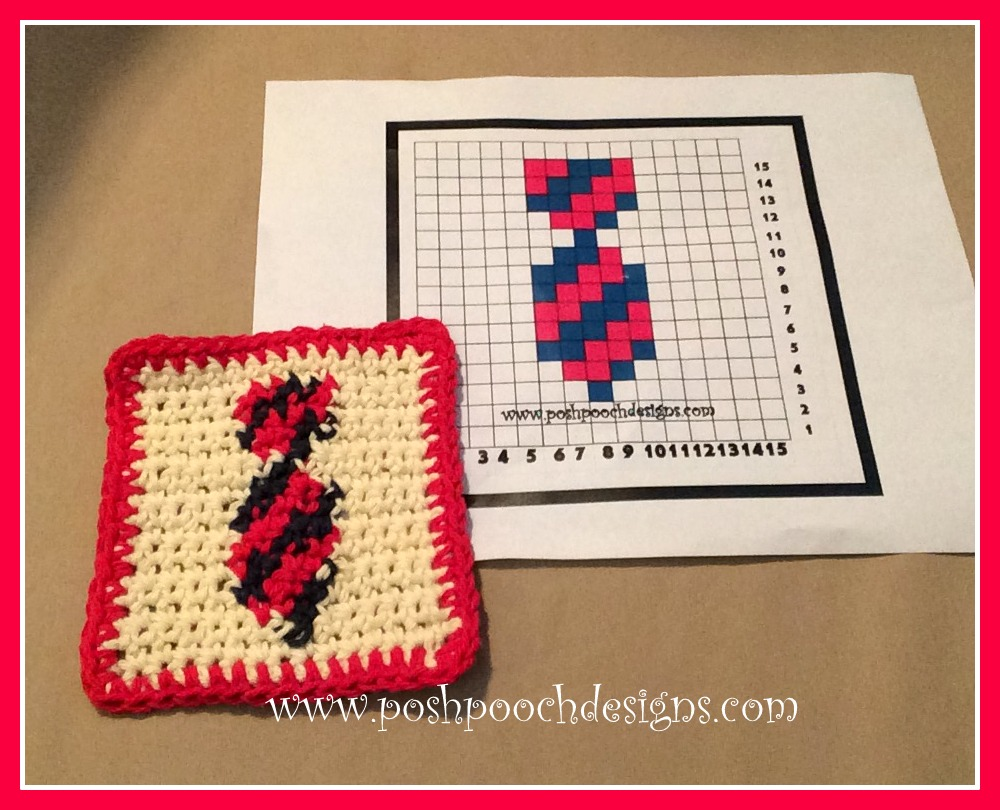 Free Crochet Pattern For Mug Rug : Posh Pooch Designs Dog Clothes: Fathers Day Neck Tie ...