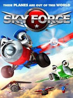 Cartoon Sky Force 3D Full Movie Online 2012
