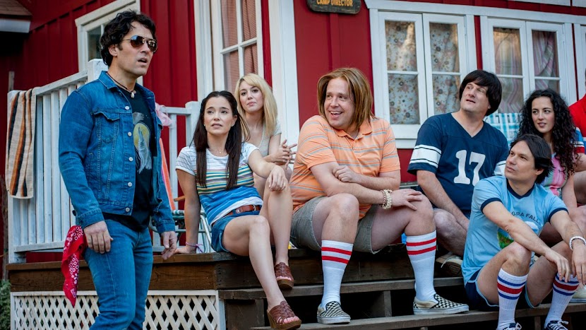 wet hot american summer serie