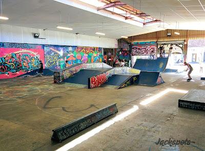skatepark docks cahors