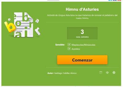 http://www.educaplay.com/es/recursoseducativos/2317963/himnu_d_asturies.htm