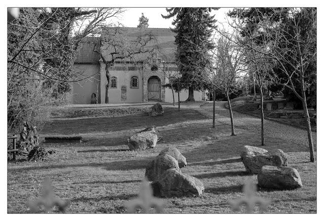 Kapelle auf dem Unteren Johannisfriedhof in Zeitz