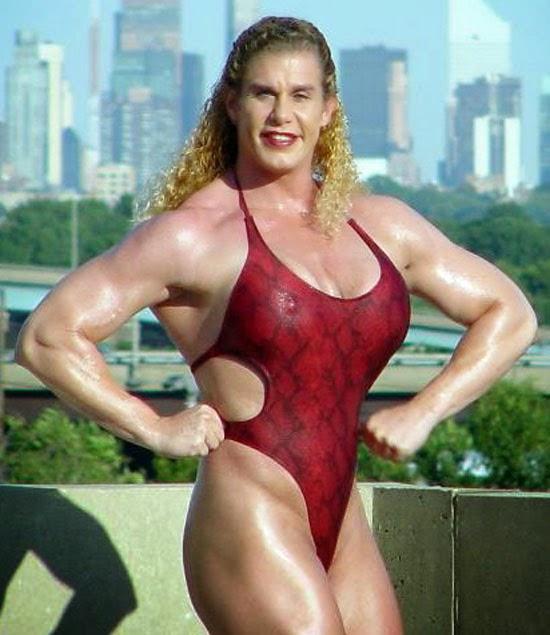American Female Bodybuilder Nicole Bass - The Best