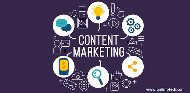 Content Marketing - Traj Infotech