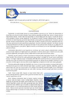 Psikoloji Ders Kitabı Cevapları Tekno Artı Yayınları Sayfa 13