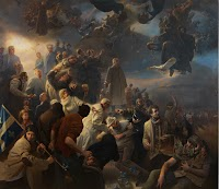 Classical Sacred Art Versus Contemporary Realist Portraiture