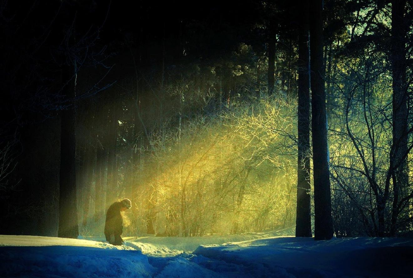 Πνευματικές ανταύγειες: Επίσκεψις νοερά και μυστική