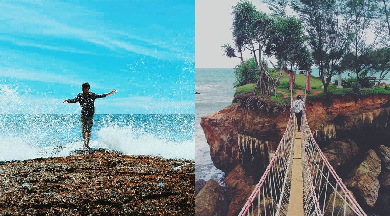 Wisata Sungai Suci Bengkulu