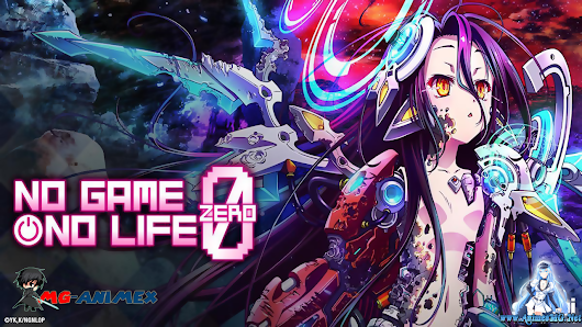No Game No Life Zero Audio Latino (Pelicula) MEGA y MediaFire