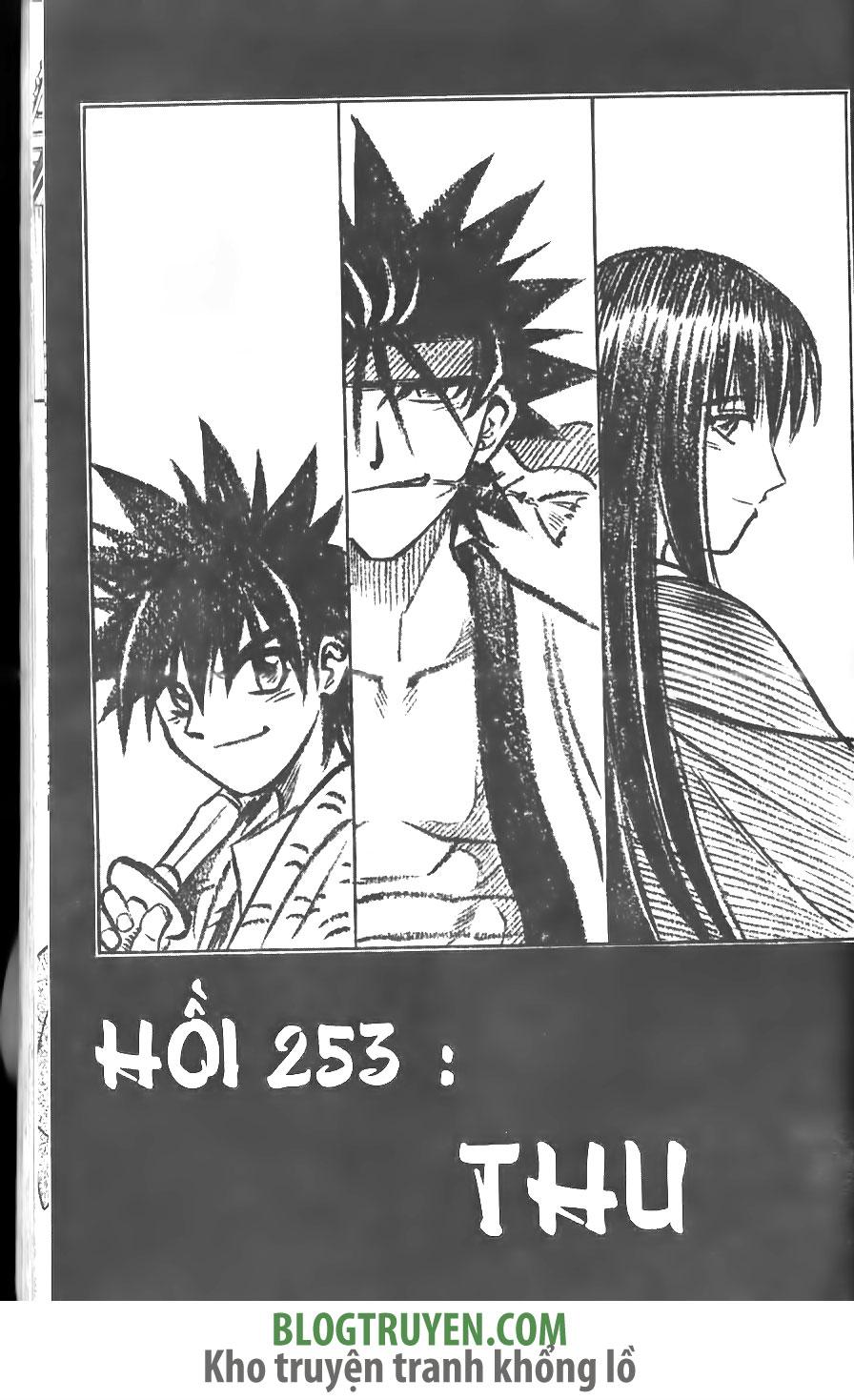 Rurouni Kenshin chap 253 trang 5