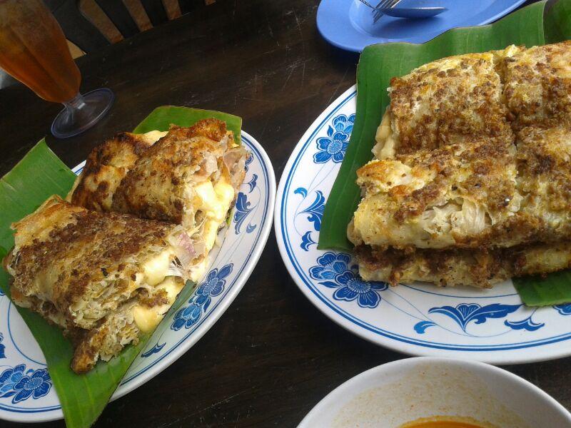 Tempat Makan Menarik di Johor: Majid Murtabak Special No 1