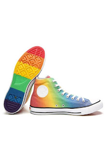 Tênis Converse All Star Pride Chuck Taylor Amarelo