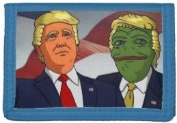 Trump & Pepe wallet