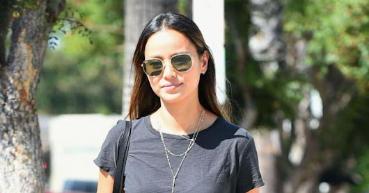 Jamie Chung Layered Necklaces
