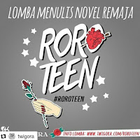 Lomba Menulis Novel Remaja Twigora | DL 30 Nov 2017