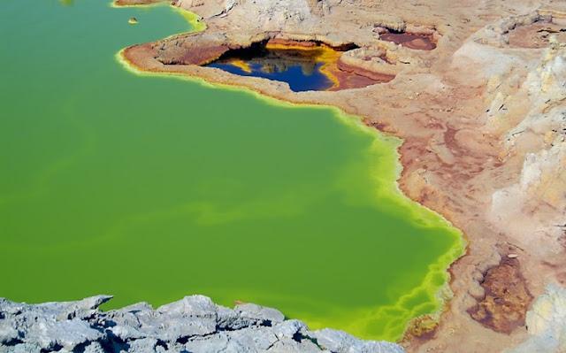 desierto de danakil 6 el infierno sobre la tierra