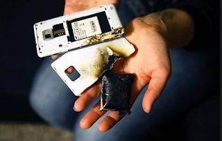 Heboh Kasus Ledakan Iphone 6 Plus