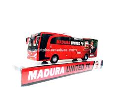 Miniatur Bus Madura United Bahan Kertas Artpaper <p>Rp 89.000</p> <del> Rp 150.000</del> <code>Sisa: 5 pcs</code>