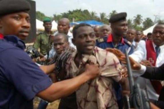 journalist attacked in ibadan