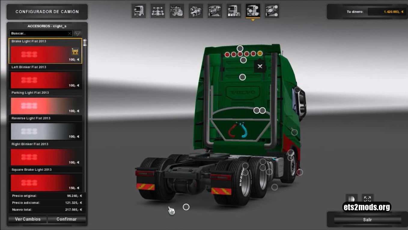 Volvo 2013 by Ohaha [1.27]