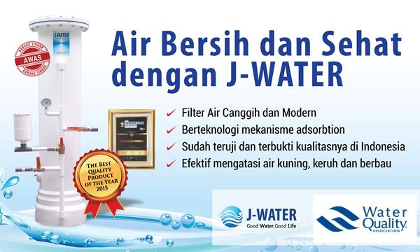 Alat Penjernih Air Bandung