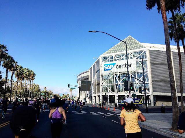 Rock 'n' Roll San Jose Half Marathon