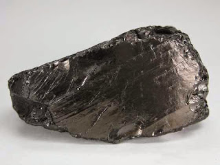 Carbon Antracita | Las rocas sedimentarias