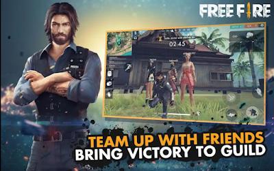 لعبة Garena Free Fire، من أجدد وأقوى ألعاب القتال والأكشن كليا
