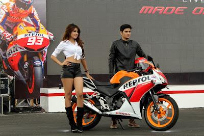 Harga dan Spesifikasi Motor Honda All New CBR150R