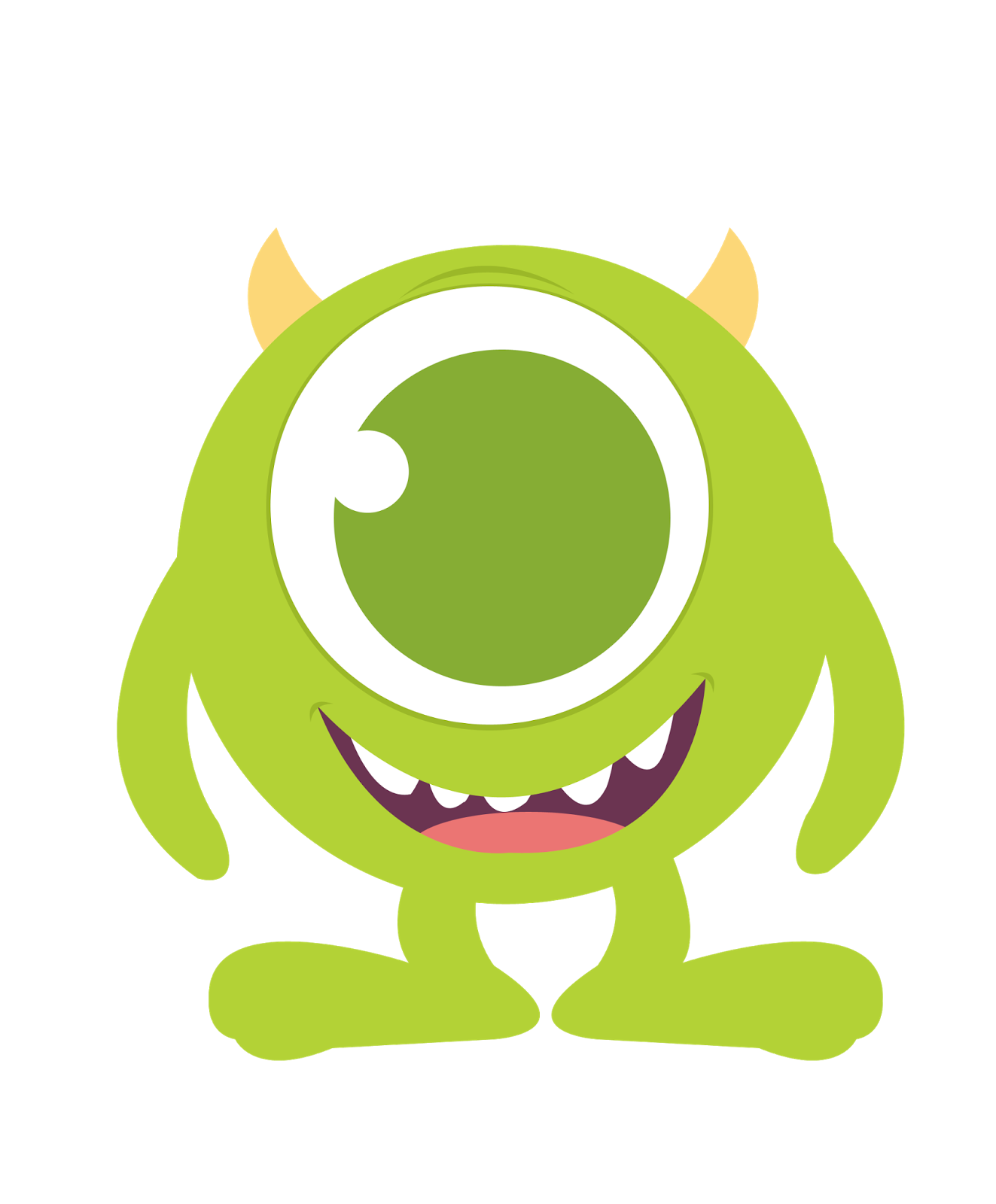 Cute Mike Wazowski Wallpaper Monster Inc Babies Clip Art Oh My Baby