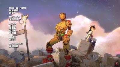Atom: The Beginning Episodio 7