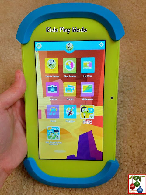 PBS Kids Playtime Pad Kid Safe Tablet