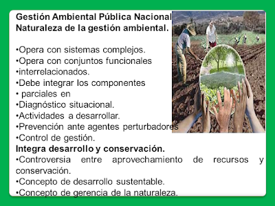 Gestión Ambiental Pública Nacional Y Municipal