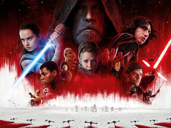 """Pozwólmy odejść przeszłości, czyli """"Gwiezdne wojny: Ostatni Jedi"""""""