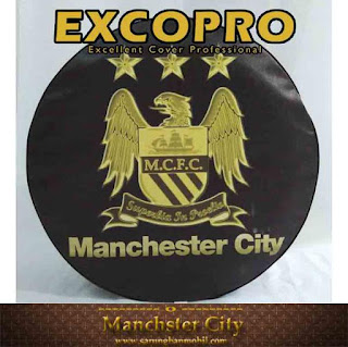 Cover Ban Serep NEW Manchester City Design