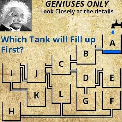 Genius Observational Brain Teaser