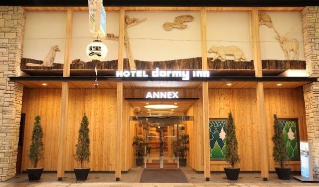 Hokkaido Hotel Review - Dormy Inn Sapporo Annex