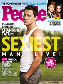Meet the sexiest man alive channing tatum celebrities nigeria magic mike star channing tatum has been named people magazines sexiest man alive for 2012dies what do you thinke you impressed m4hsunfo