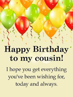 birthday quotes for cousin