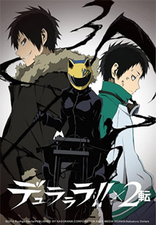 Descargar Durarara!!x2 Ten [12/12] [HD] [720p] [Mega]