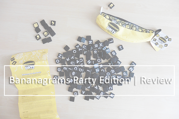 Bananagrams: Party Edition   Review