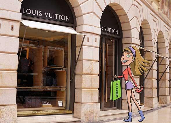 Quieres entrar en una tienda como Gucci, Dior, Louis Vuitton o sea ir a tiendas de lujo por unas horas, pues hoy traigo trucos para entrar sin cohibirte.
