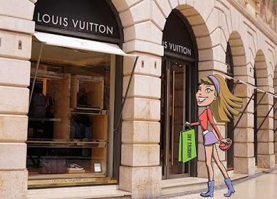 Tiendas de lujo trucos para entrar sin cohibirte